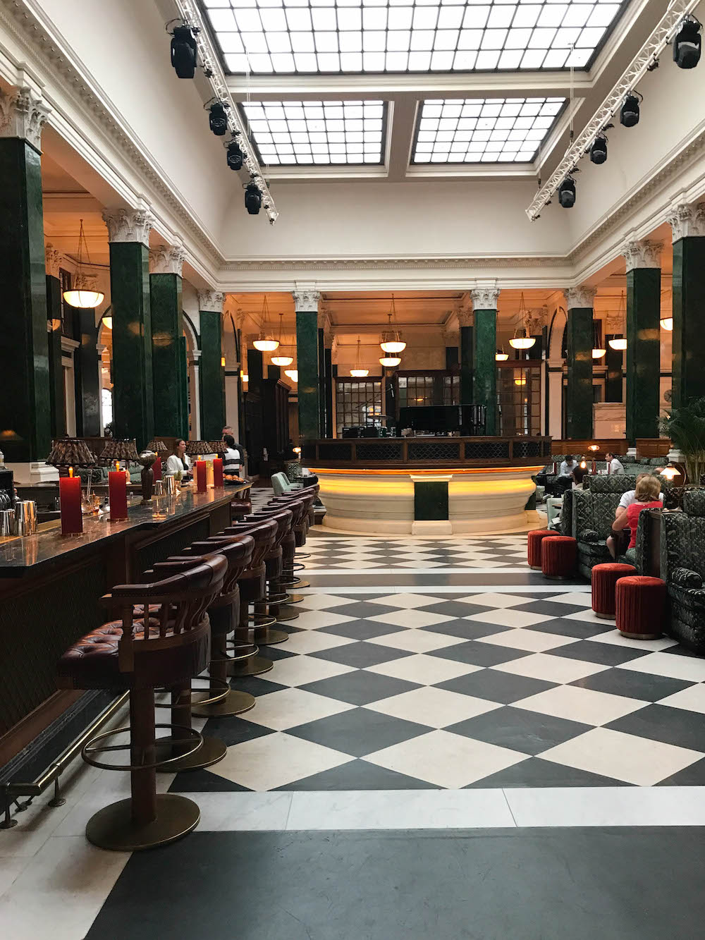 where to stay in london   the ned hotel, brown's london - the stripe blog