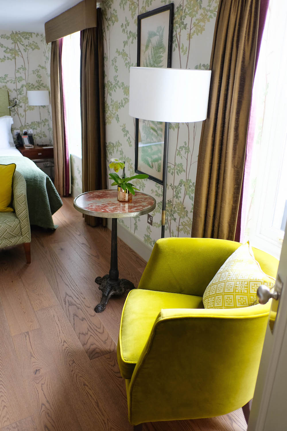 where to stay in london | the ned hotel, brown's london - the stripe blog