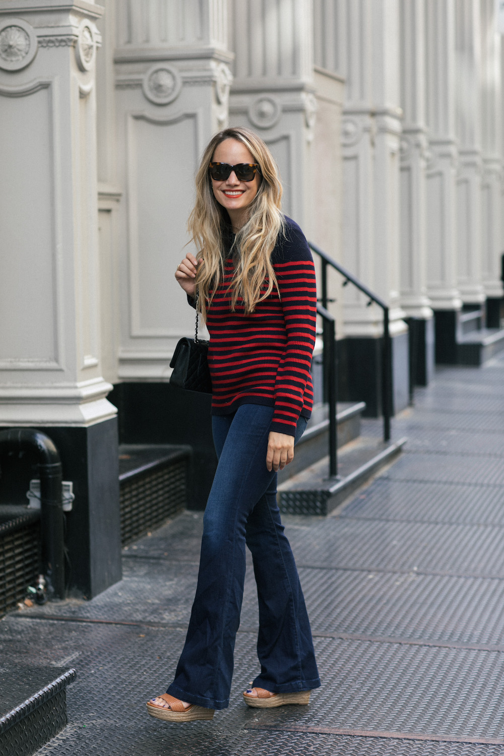 Classic Fall Style   The Stripe