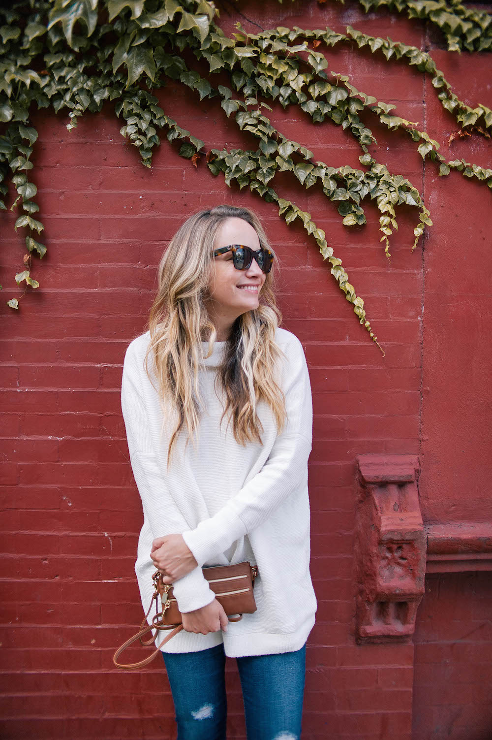 the best cozy basics for fall   grace atwood, the stripe