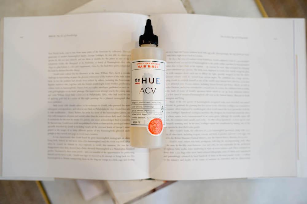 dpHUE Apple Cider Vinegar Hair Rinse Review | The Stripe