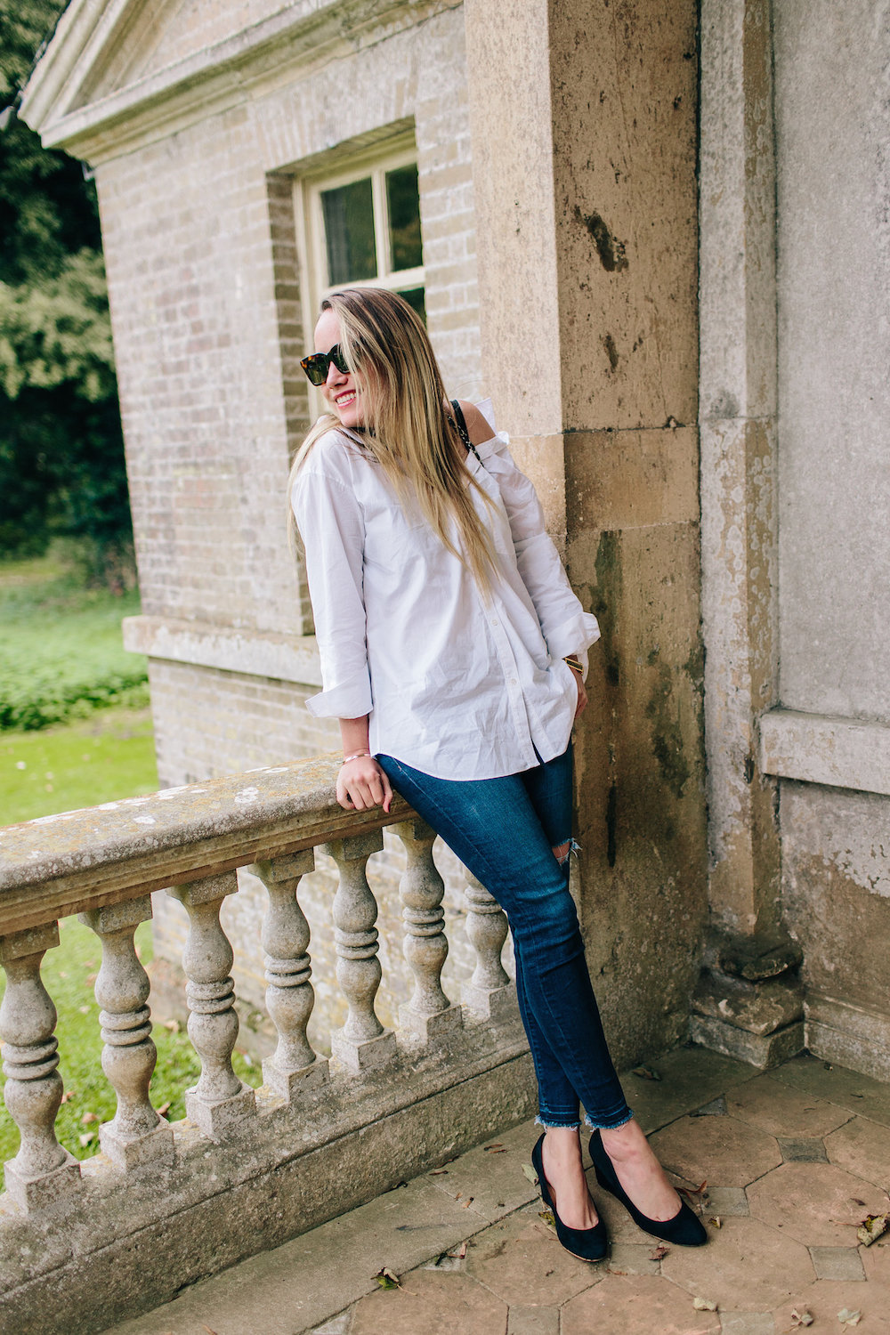 norfolk travel diary | the stripe | a visit to monica vinader's showroom and a private tour and dinner at holkham hall!