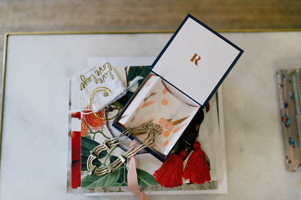 rocksbox review | grace atwood, the stripe