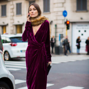 Kelly's Chic Under $100: Velvet Crush.