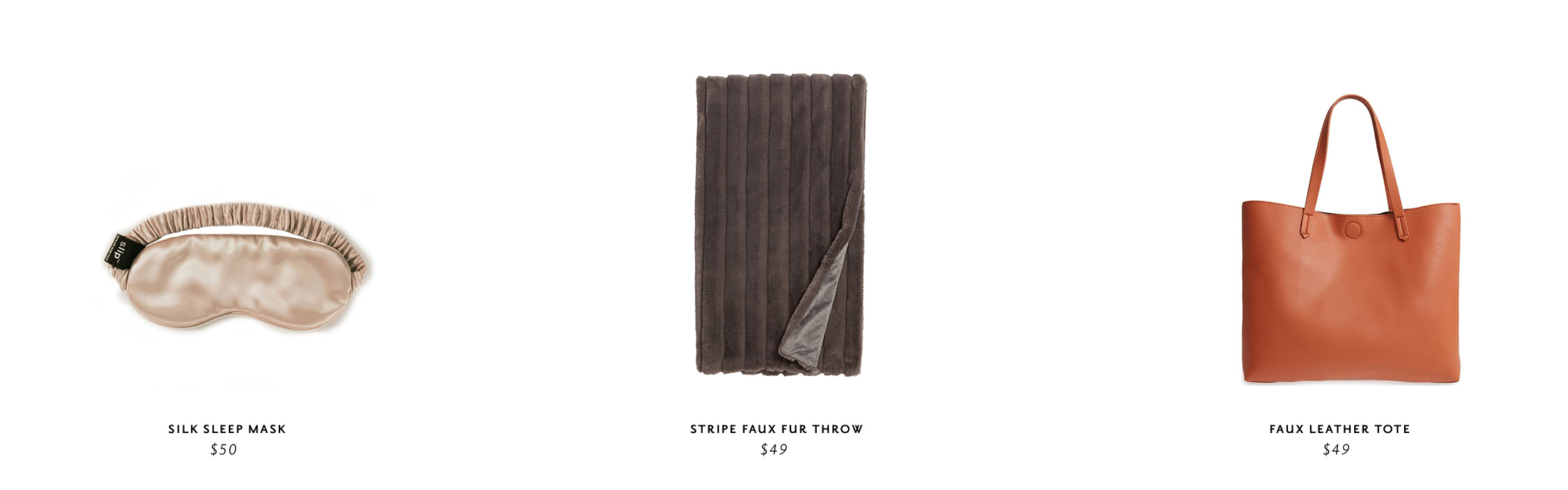 The Best Gifts Under $50  - The Stripe