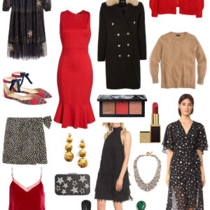 Kelly's Chic Under $100: Holiday Looks.