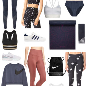 Kelly's Chic Under $100: Fitness Finds.
