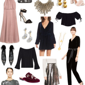 Kelly's Chic Under $100: New Year's Eve Looks.