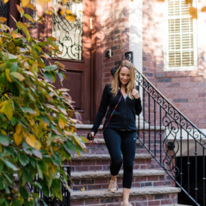 Podcast Walks + My Favorite Activewear Gifts.