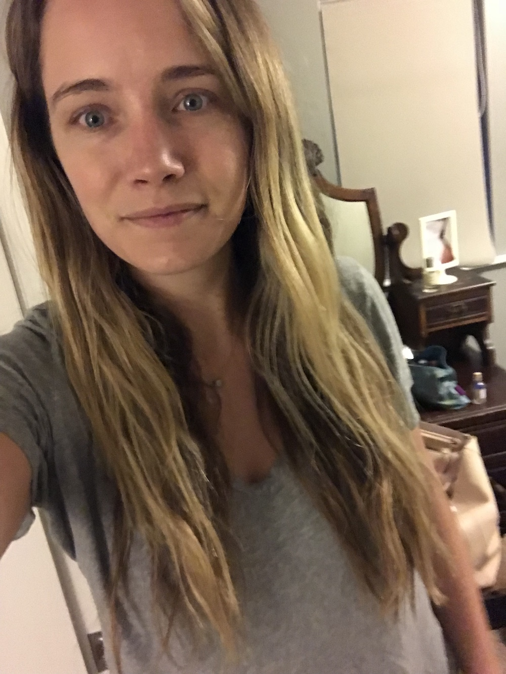 frederic fekkai keratin treatment review + progress pictures
