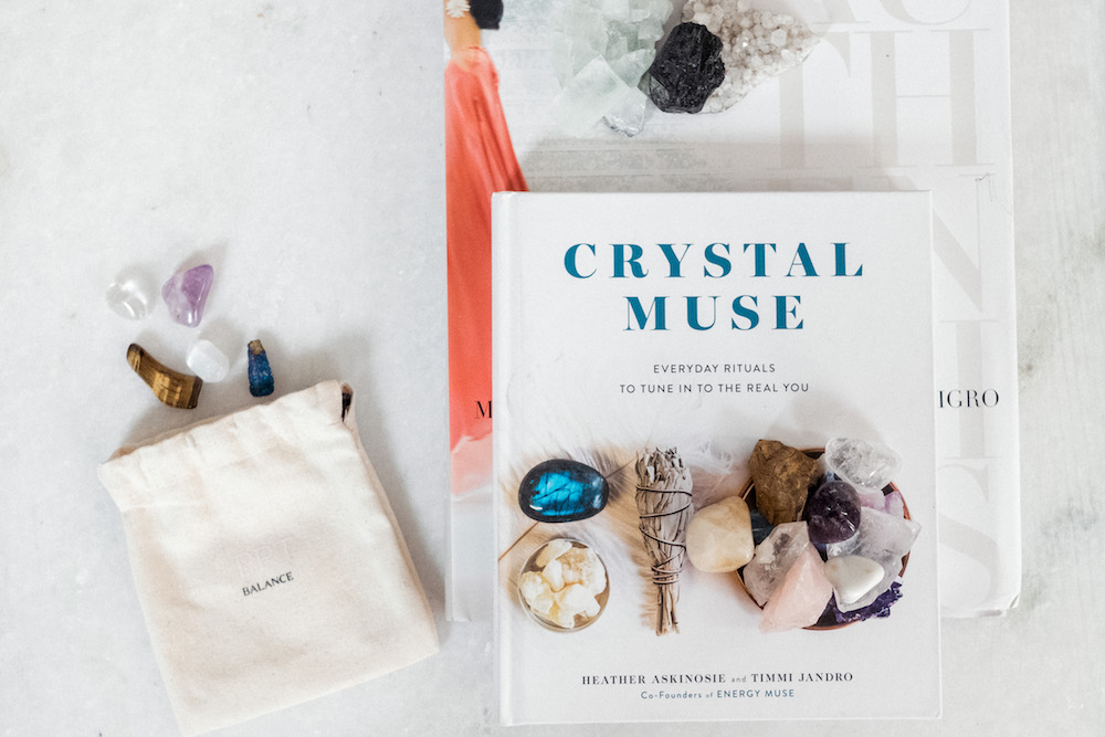 A Beginner's Guide to Healing Crystals | The Stripe
