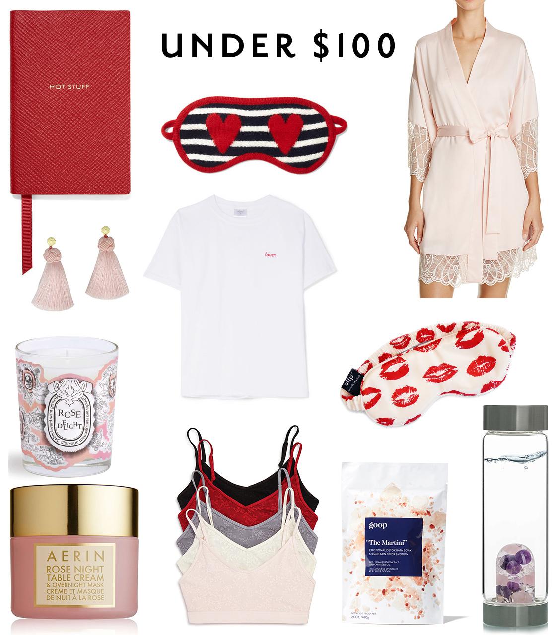 the best valentines day gifts under 100