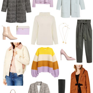 Kelly's Chic Under $100: Layer Up.