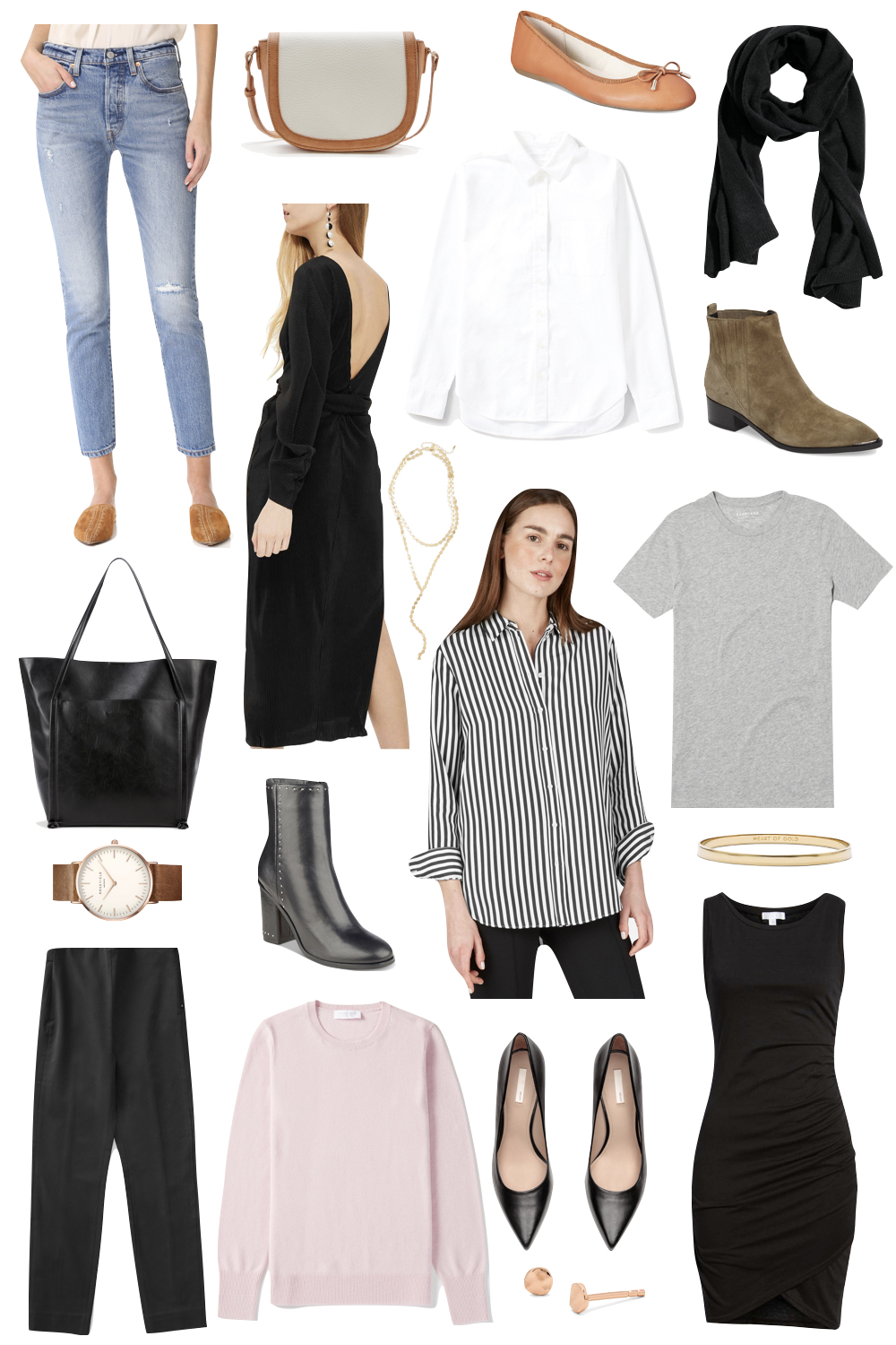 Wardrobe Essentials Under $100