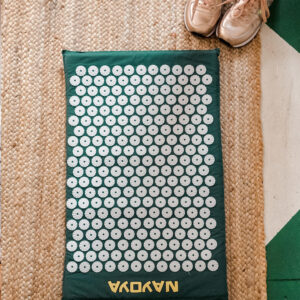 Wellness Friday: My Acupressure Mat, Read-Receipts, + a Clever Trick.