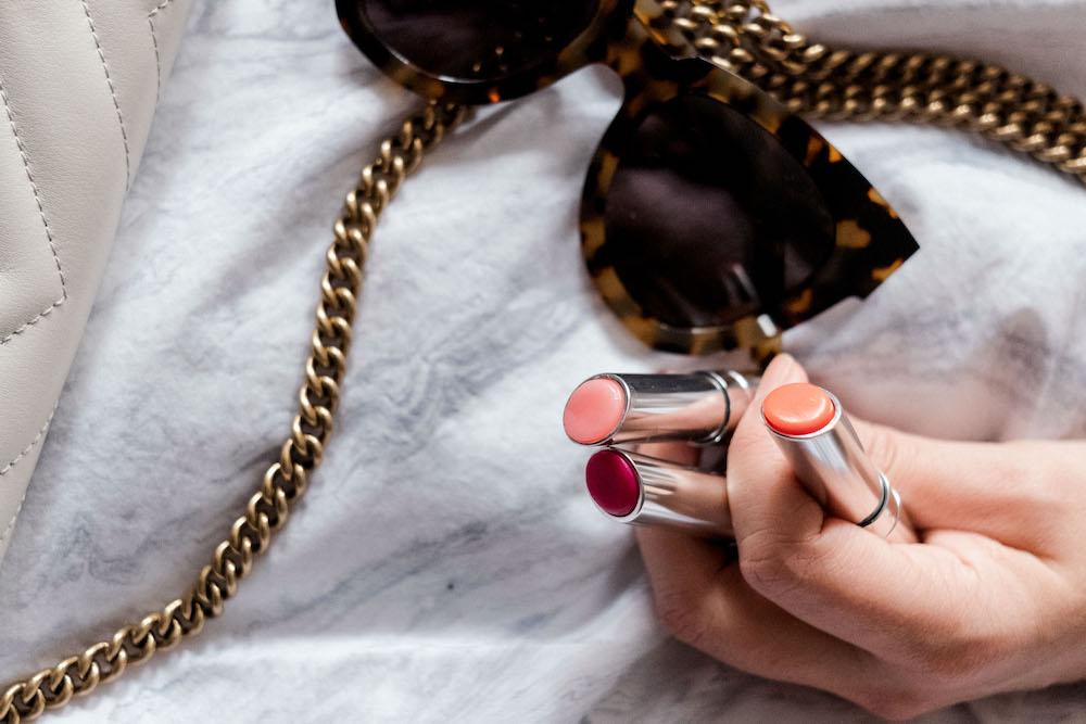 Dior Lip Glow Review   The Stripe
