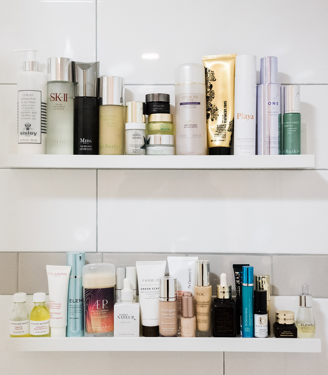 Early winter skincare routine