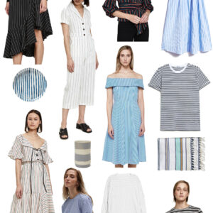 Kelly's Chic Under $100: Stripes!