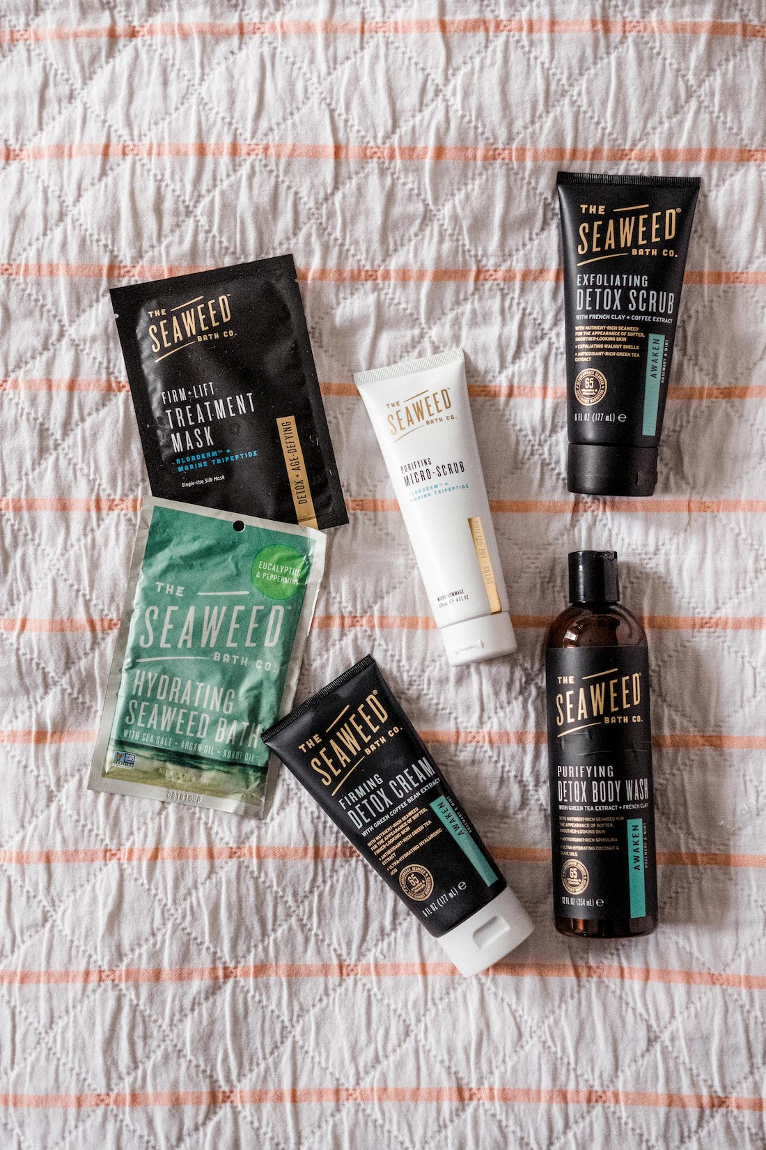 the seaweed bath co review | the stripe
