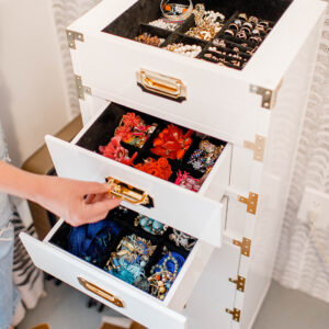 My Jewelry Collection + How I Store It All!