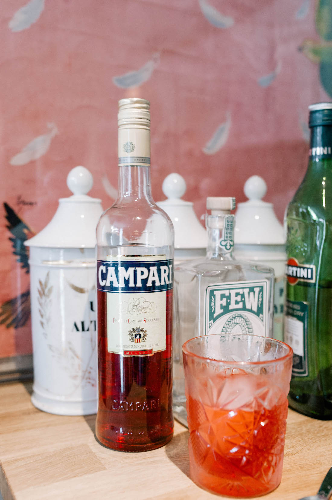 how to make the perfect negroni | grace atwood, the stripe