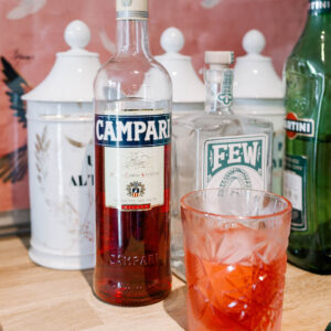 How to Make the Perfect Negroni.
