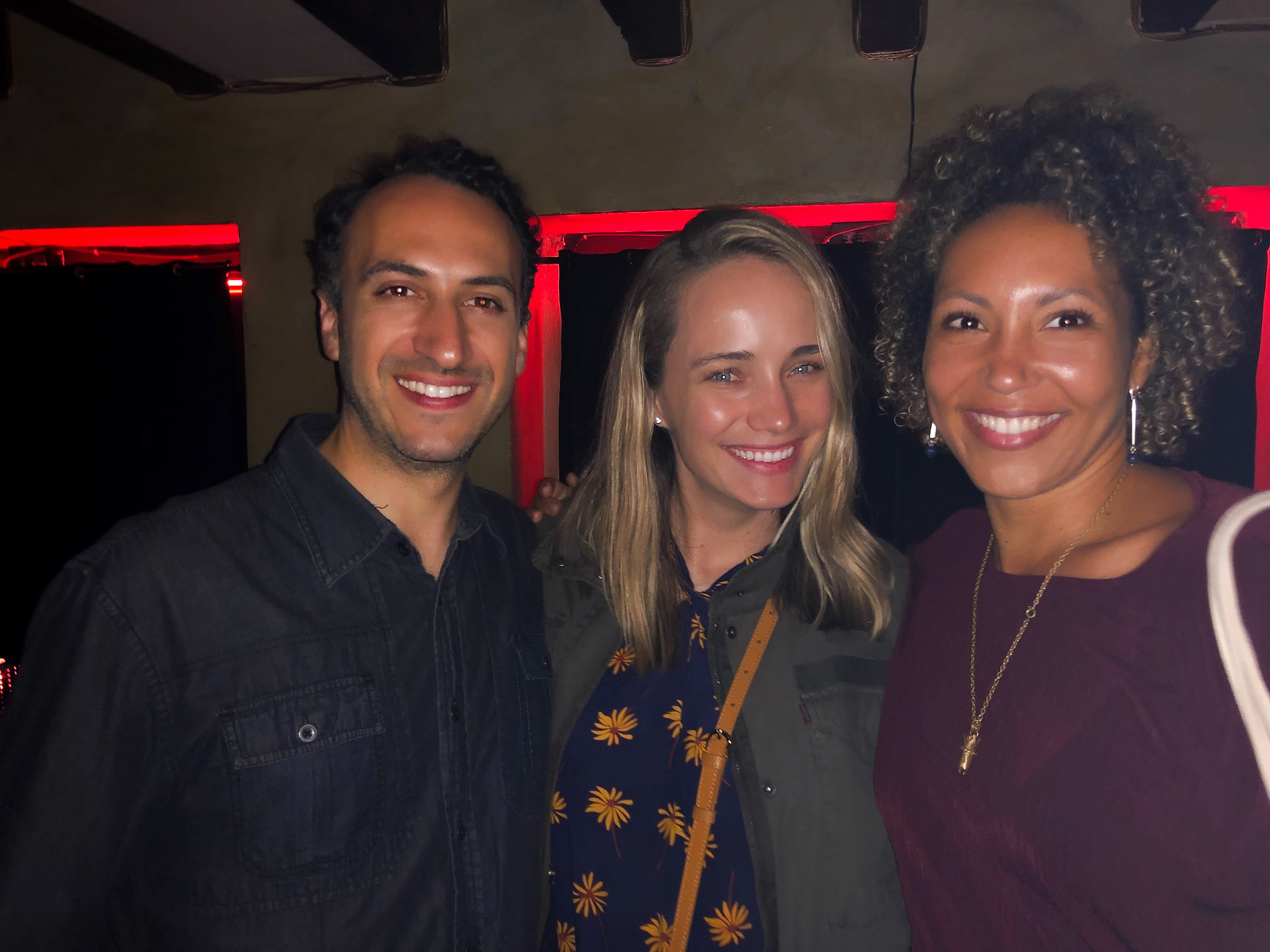 Joey, Lauren and Grace in Cuba