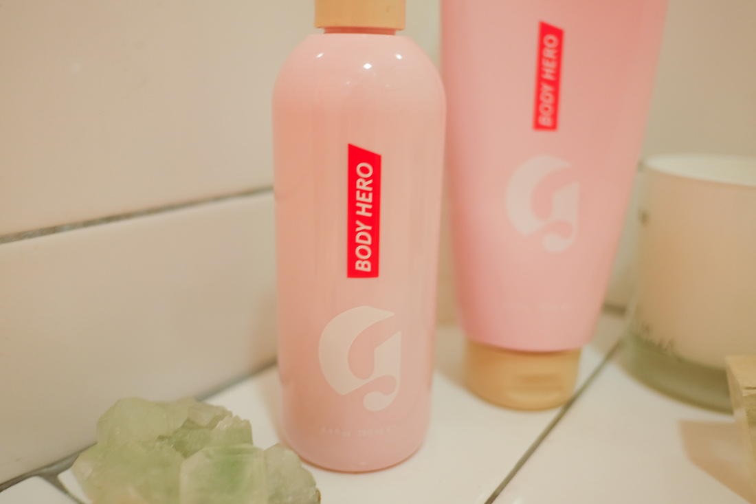 glossier body hero review feature