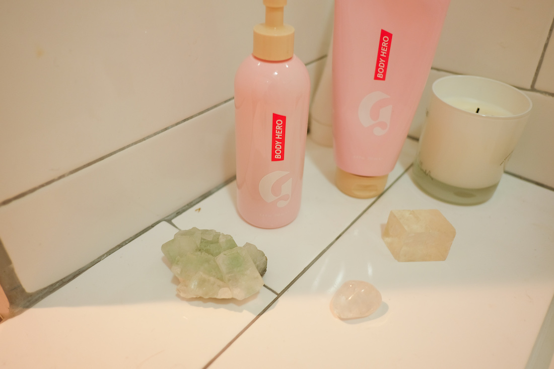 Glossier body hero review - The Stripe