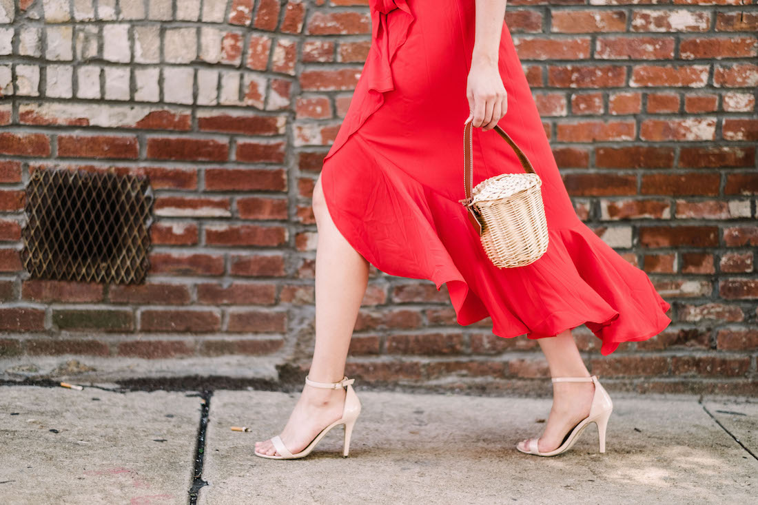 Steve Madden Sandals and Lindroth Design Mini Birkin
