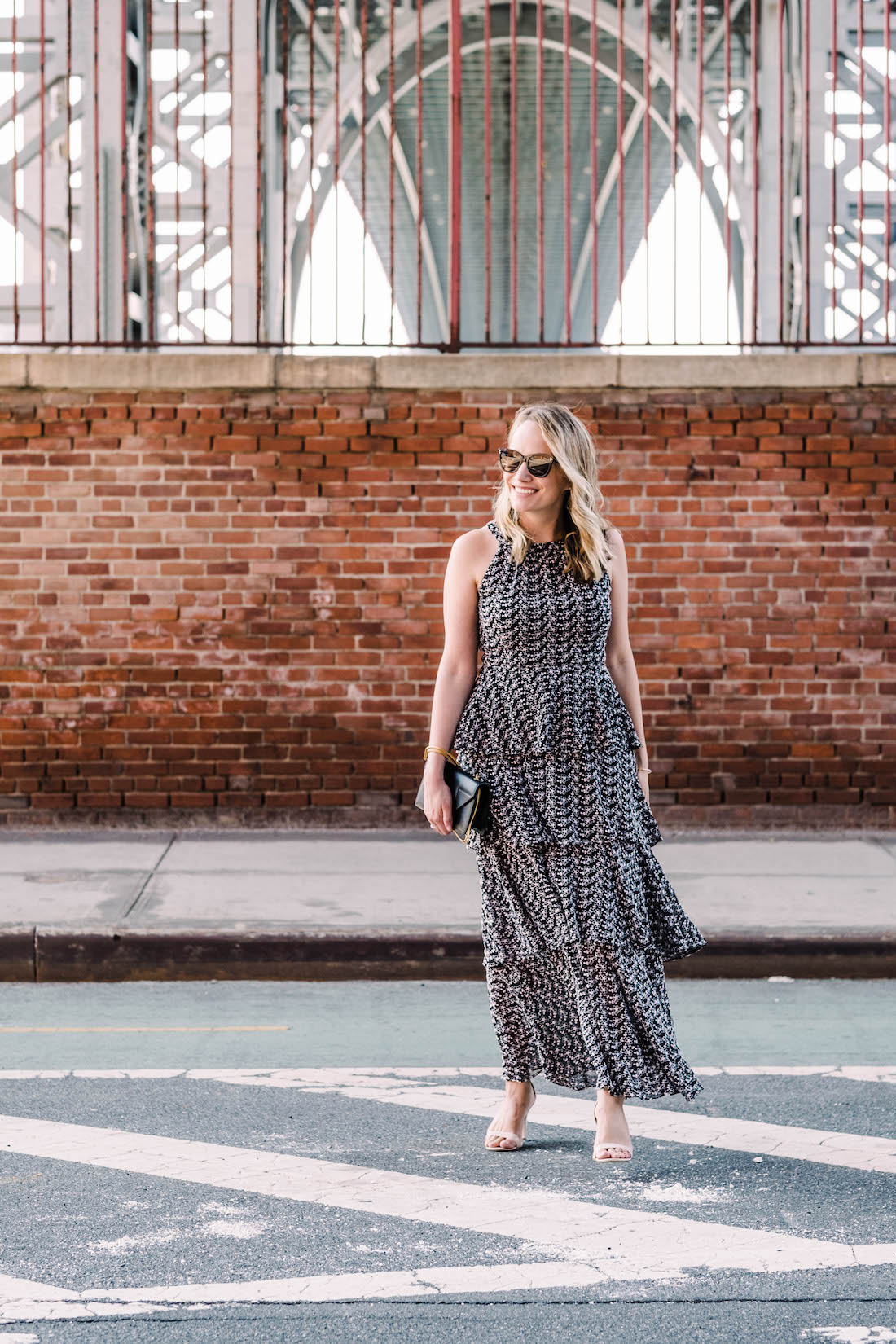 favorite new maxi dress - the stripe