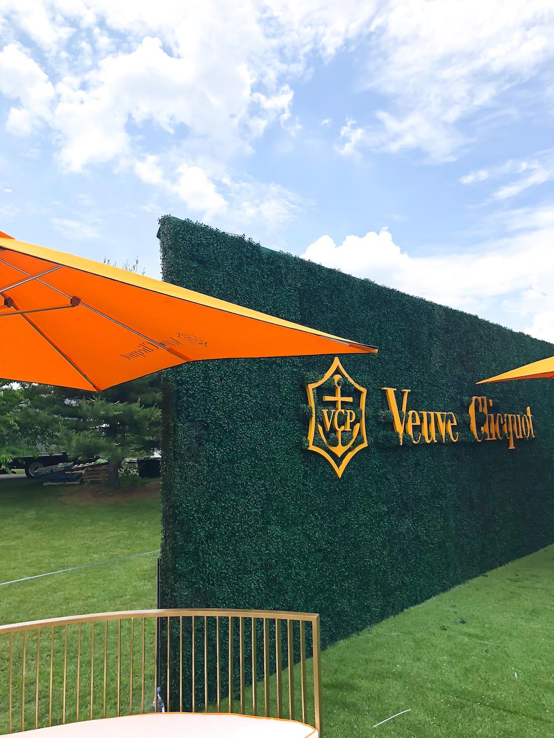Veuve Clicquot Polo Classic 2018 - The Stripe