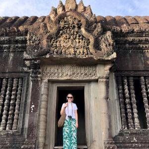 Visiting Angkor Wat + Cambodia's Temples.
