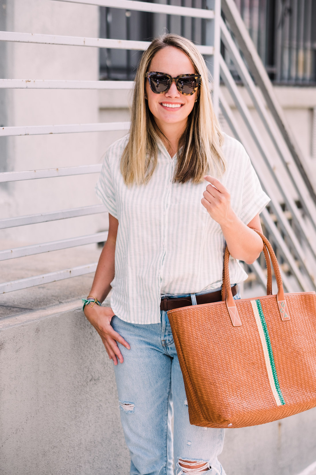 Easy Summer Essentials - The Stripe