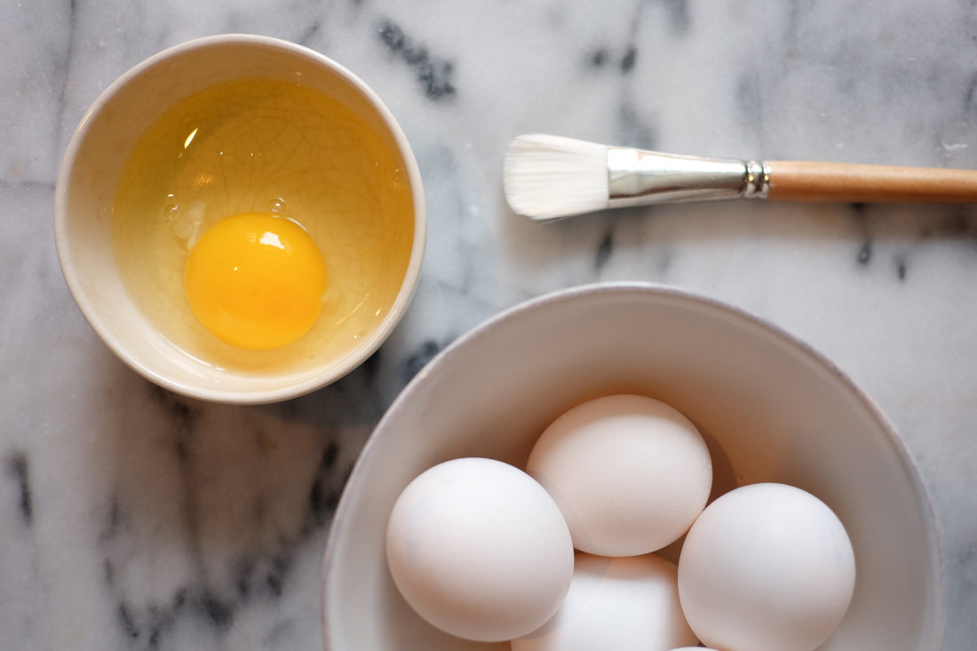 egg white face mask for oily skin | an at home remedy from grace atwood, lifestyle blogger