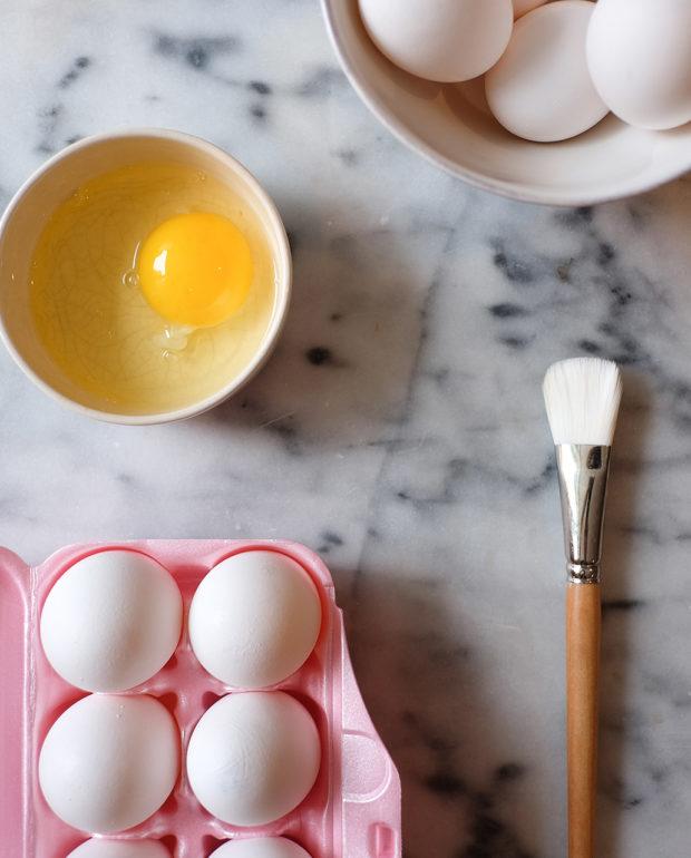 Egg Beauty Treatment Tips (facial, hair and body)