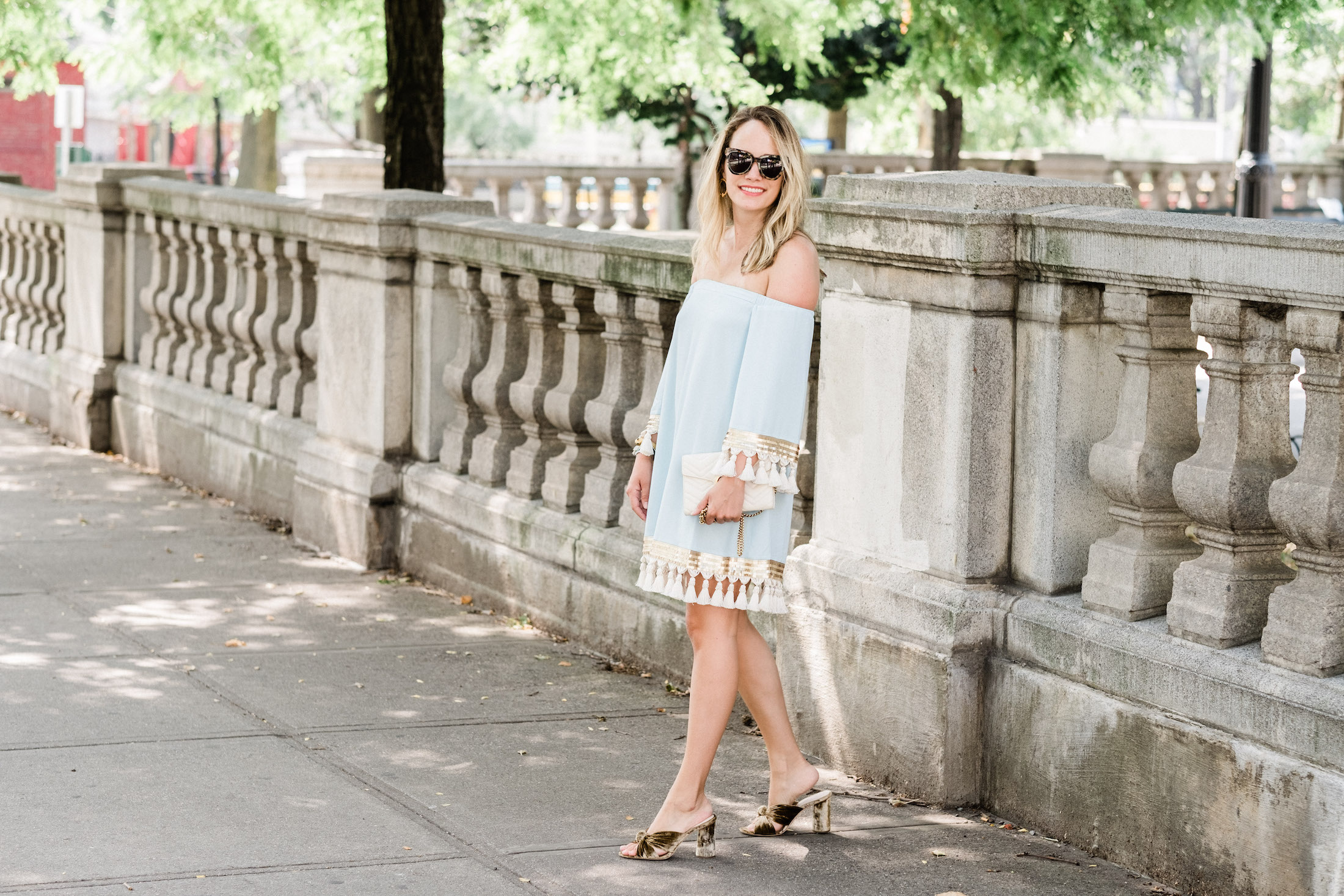 Mestiza New York Cha Cha Dress - The Stripe