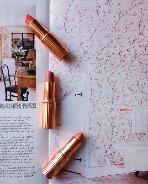 my favorite charlotte tilbury lipsticks featured