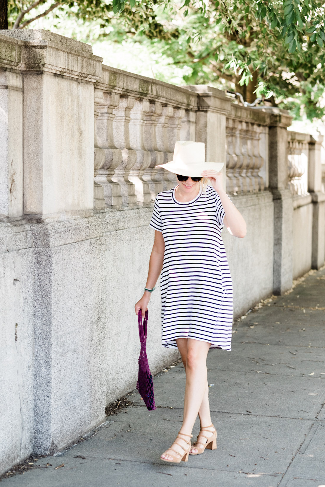 easy summer outfit idea | grace atwood, lifestyle blogger