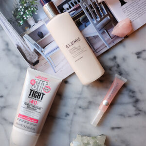 Beauty Chat: Three New Favorites.