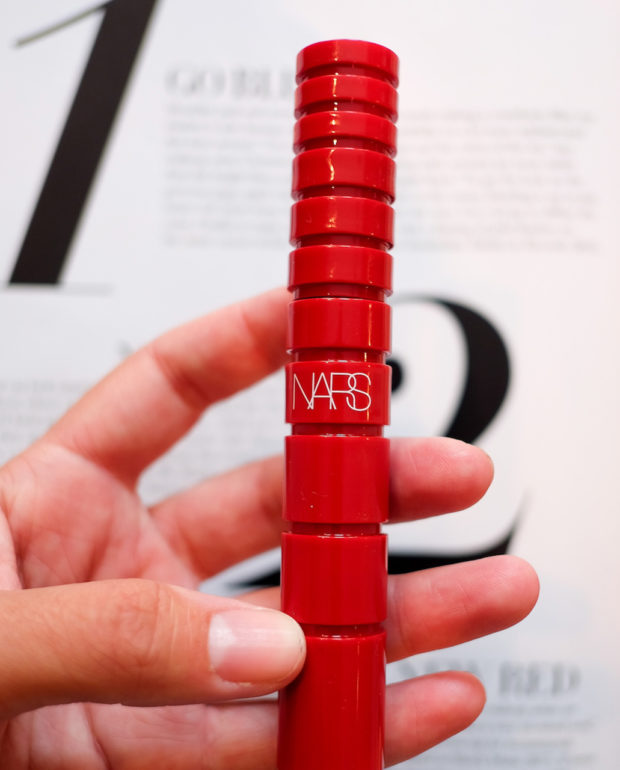 Nars Climax Mascara Review Before and After Photos