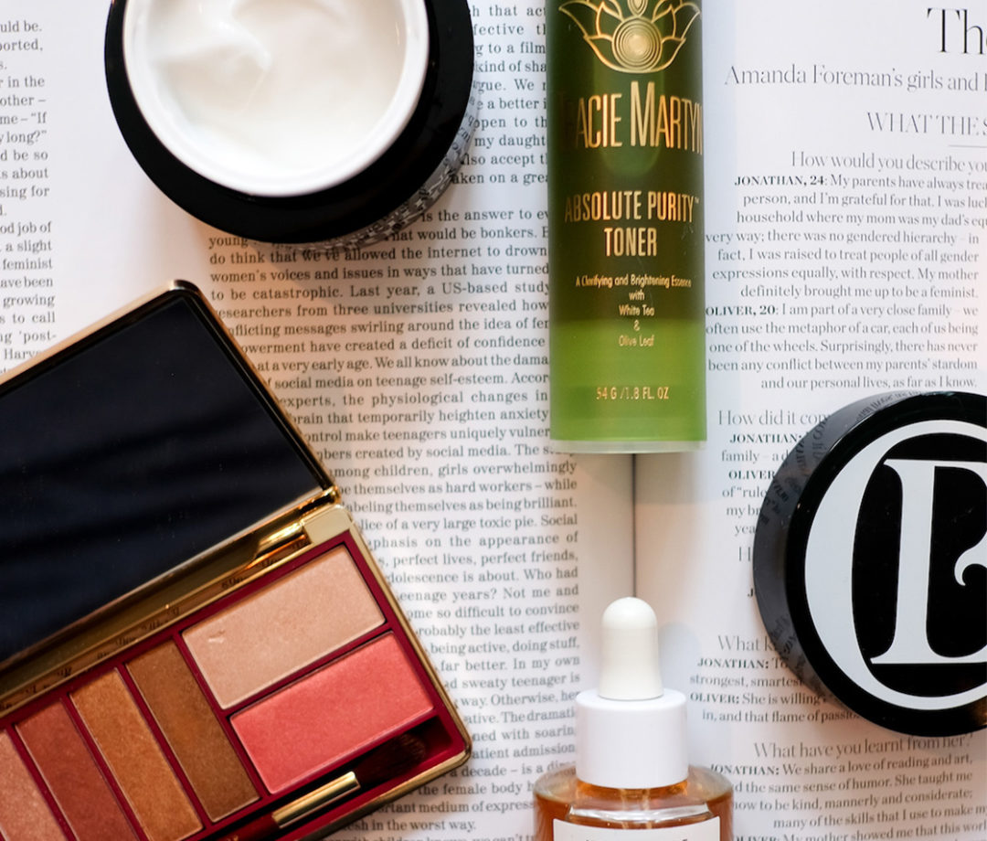 Beauty Chat: Recent Faves.