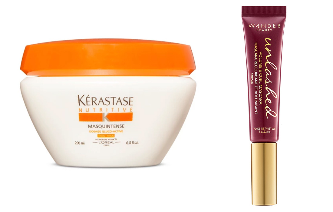 kerastase masquintense; wander beauty unleashed volume & curl mascara