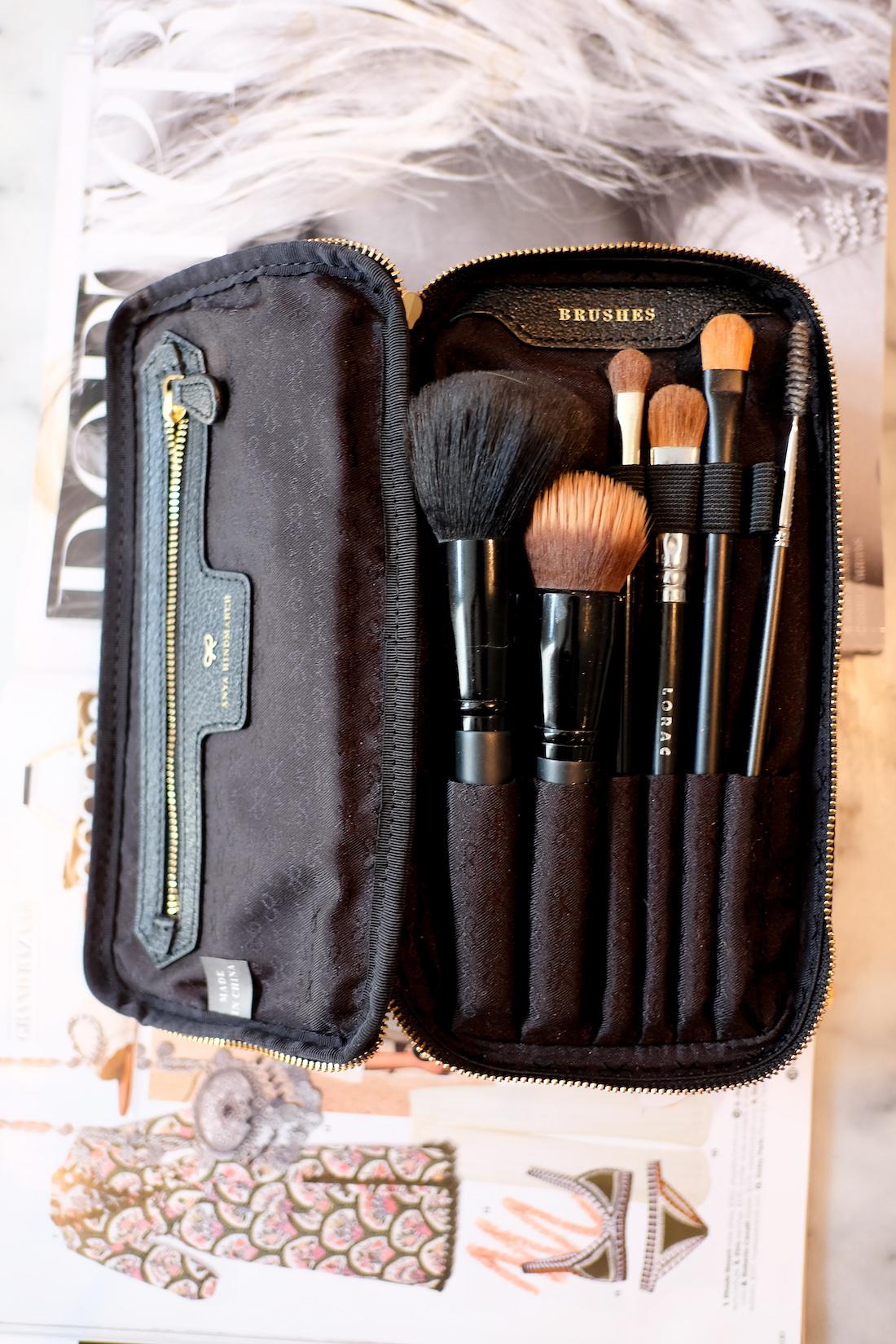 Anya Hindmarch makeup bag