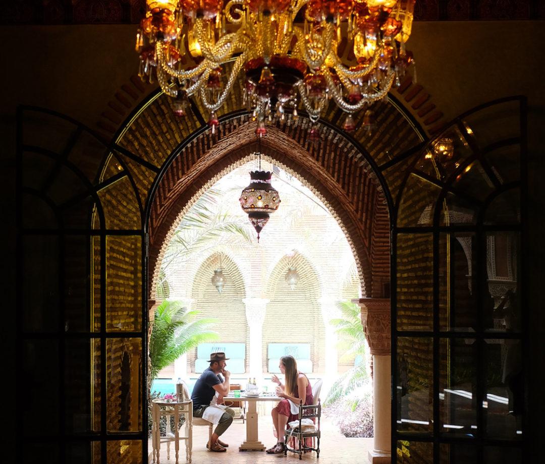 Morocco, Part 1.