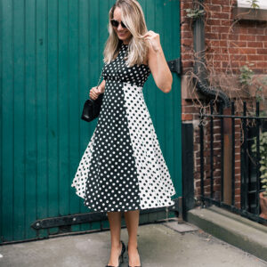 Little Polka Dot Dress.