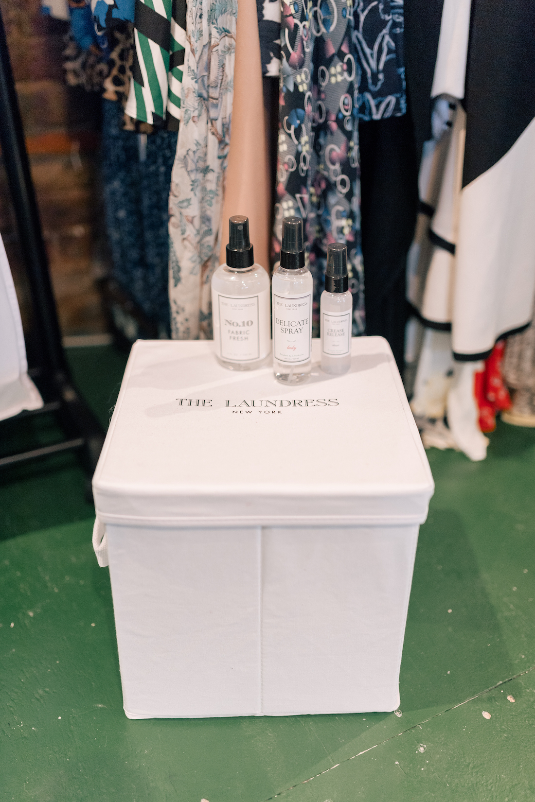 Closet Makeover with The Laundress
