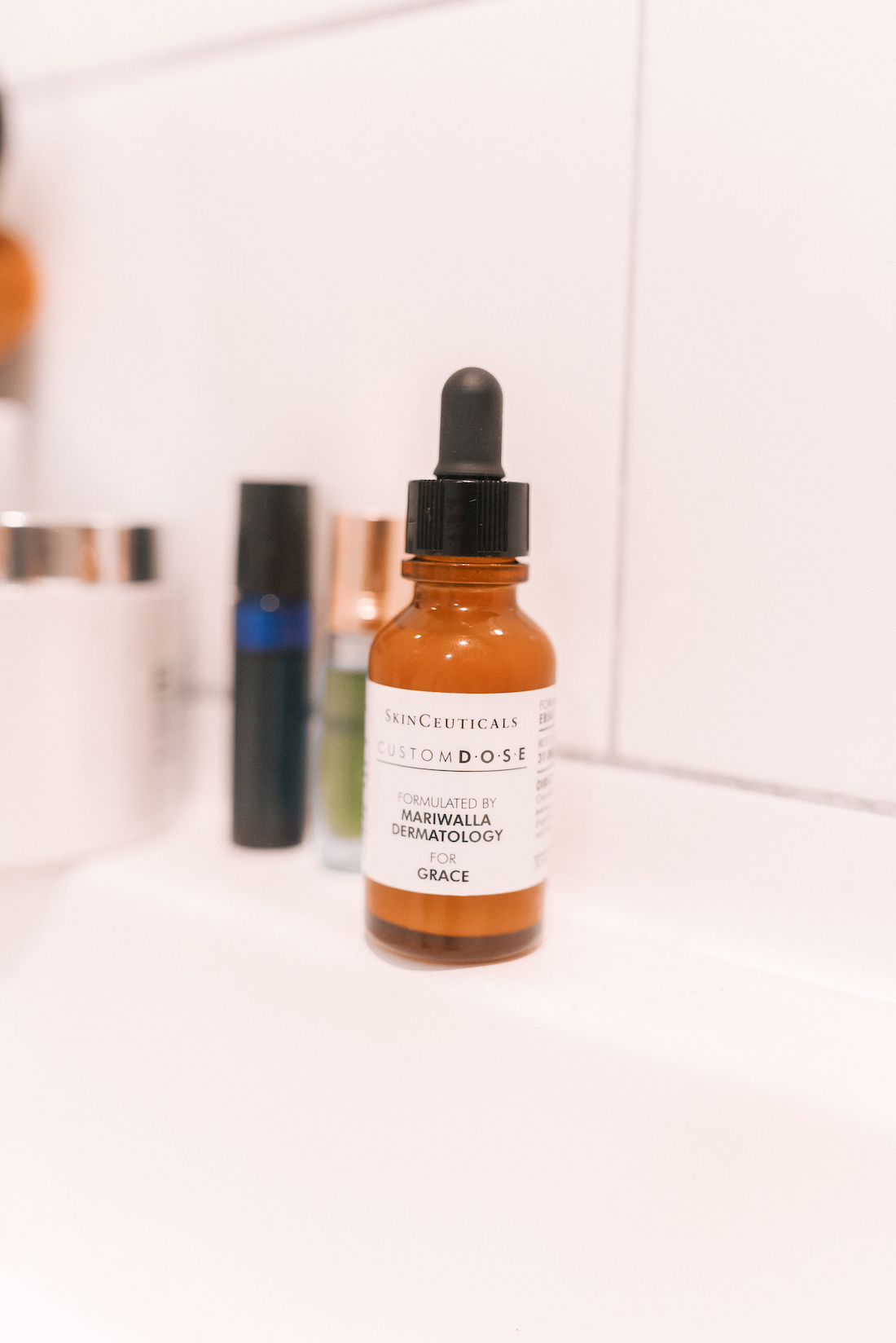 Skinceuticals Custom D.O.S.E. Serum with Mariwalla Dermatology - Grace Atwood
