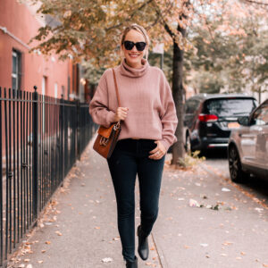 A Cozy Fall Outfit.
