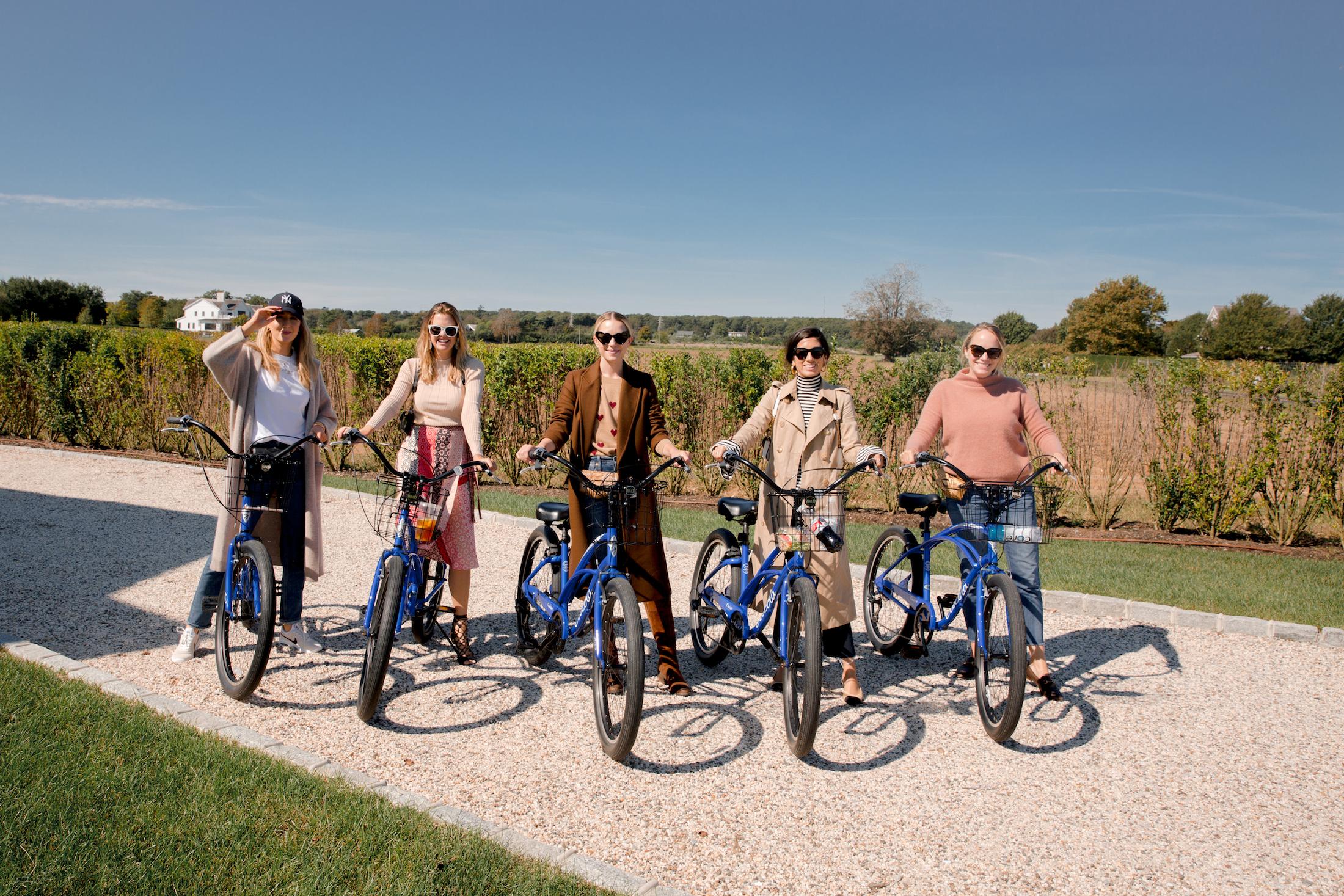 riding bikes in southampton